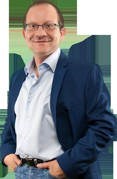 Andreas Schöffler vom IT-Service Karlsruhe