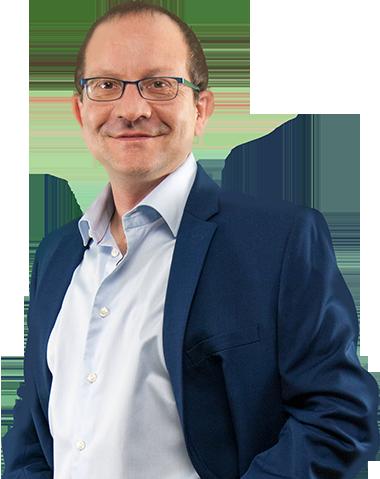 Andreas Schöffler von phi IT-Services Karlsruhe