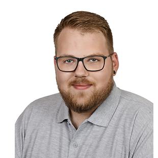 Pascal Steinwarz vom IT-Service Karlsruhe